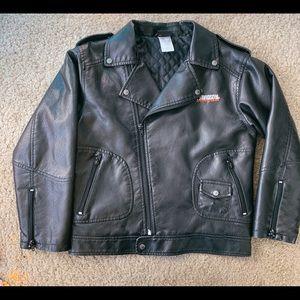 Harley Davidson Children Jacket 8 to 10